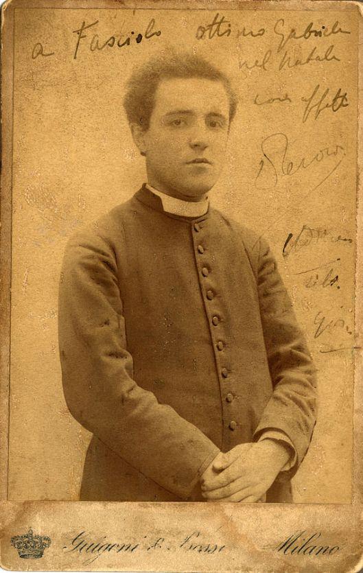 Lorenzo Perosi al 1900