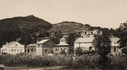 Torres de la carretera de Llinars